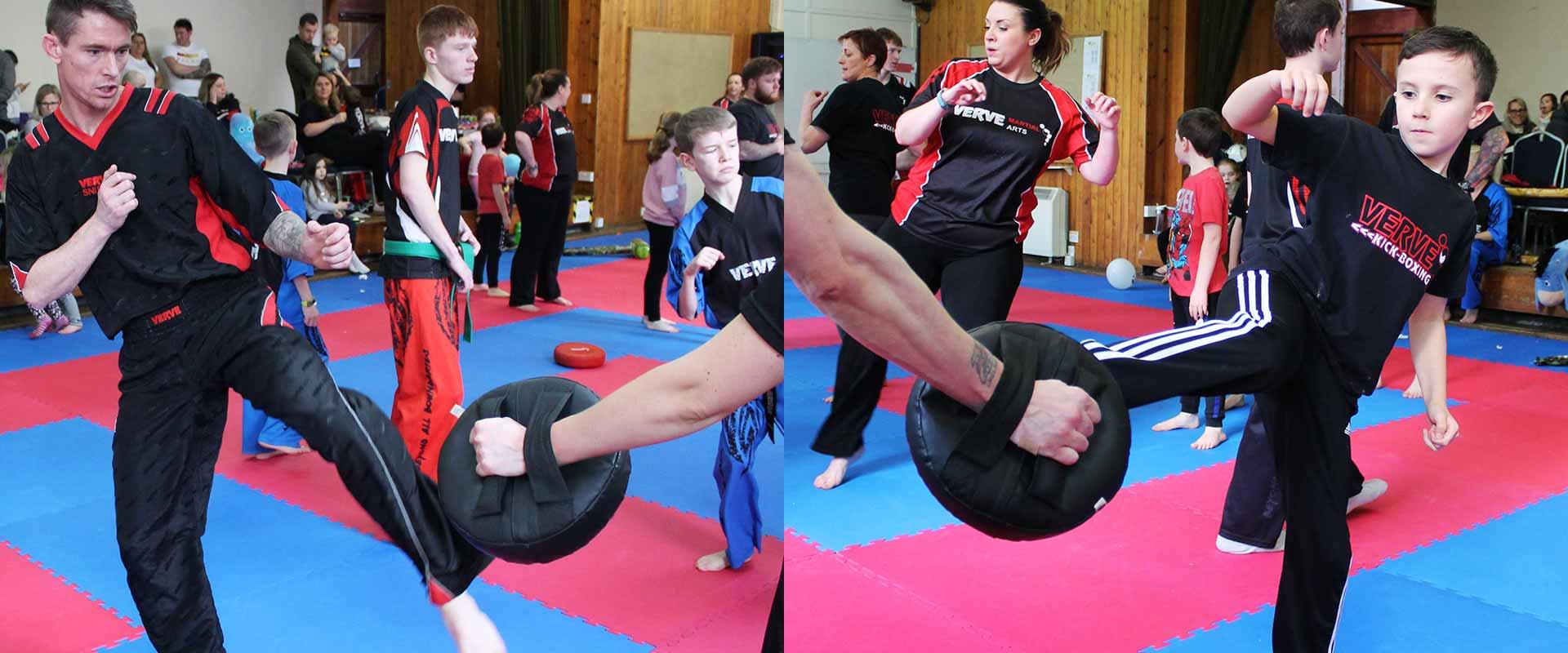 Verve Kick Boxing Bromsgrove
